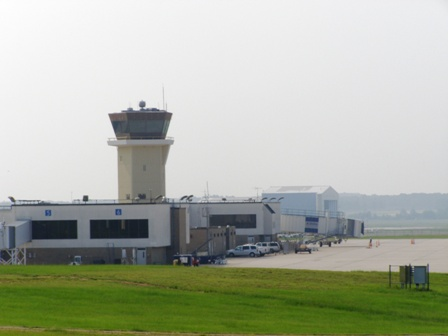 Control Tower and Hanger